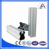 Профиль штрангя-прессовани конструкции строительного материала алюминиевый