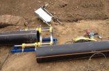 Het plastic Materiaal van de Pijpen van het Gas met PE100