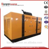 1250kw удваивают комплект генератора напряжения тока тепловозный для рынка Азербайджана