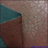 Кожа PU для материала ткани PU куртки