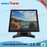 "Ecrã de monitor de toque de desktop industrial de ponto forte de 19 """