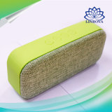 Tissu design net le son stéréo 10W Enceinte portable