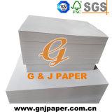 Panneau recouvert revêtu blanc de 70 * 100cm utilisé sur l'emballage
