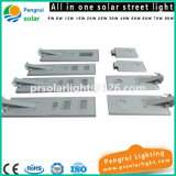 Luz solar del sensor de movimiento de ahorro de energía LED de jardín al aire libre del LED
