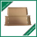 Contenitore di imballaggio bianco del cartone ondulato per la targa di immatricolazione