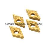 Cutoutil Dcmt0702 Sdjcr/L de Houder van het Tussenvoegsel van het Carbide van 93 Graad
