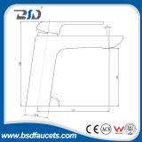 Homologation Tapware de filigrane de cartouche de la qualité 25mm
