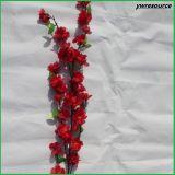 人工花のホーム結婚式の装飾のための擬似モモの花の花