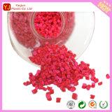 Masterbatch rosso per le resine del polipropilene