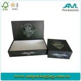 Коробка роскошного картона конструкции бумажная для сигареты упаковывая оптом