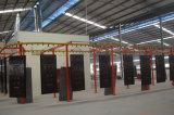 Ligne électrostatique de matériel d'enduit de poudre