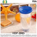 Оптовые 24oz BPA освобождают пластичную чашку сока с сторновкой (HDP-3063)