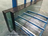 カーテン・ウォールのWindowsのドアのための熱によって絶縁されるガラス