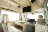 Tipo de lujo microbús del práctico de costa de 7 contadores con el motor diesel