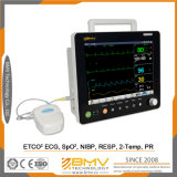 Puls-Impuls-Oximeter-Blutdruck-medizinisches Monitor-System