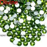 Preciosa Crystal валики не Hotfix Crystal камня для башмаков (FB-SS20 olivine)