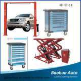 Two Post Car Lift / Siccor Car Lift / Tool Cabinet