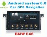 Neue Ui androide Auto GPS-Navigation des Systems-6.0 für BMW E46 mit Auto-DVD-Spieler