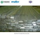 Usage des murs de rideaux Matériaux en nid d'abeille en aluminium (HR683)