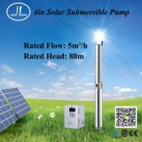 4 polegadas 2,2 KW de energia solar bomba submersível, sistema de bomba de irrigação