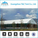 Grande tente en aluminium TFS Curve pour exposition, tente de courbe de concert, tente avec toit courbé pour événements