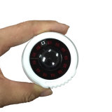 Security Network Wdm Fish-eye 130° IR 1080P Waterproof IP Camera