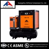 Compressor de ar montado da potência de C.A. com tanque CCC do ar