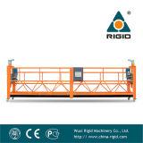 Gondole en acier de construction de nettoyage de construction peinte par Zlp500
