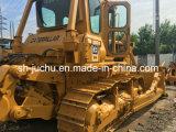 Bulldozer utilizzato del gatto D8k con il bulldozer D6d D6g D7g D8k dell'usato di /Caterpillar dello scarificatore con l'argano