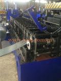 機械イランを形作るスーパーマーケットの表示棚のボードロール