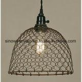 六角形の金網か金網の網または電流を通された六角形ワイヤー網