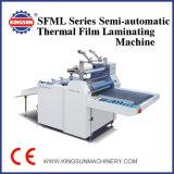 Machine de laminage semi-automatique semi-automatique de la série Sfml
