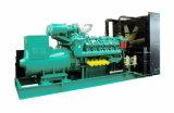 Diesel silencioso Genset do motor 1500kVA 1200kw de Googol V16 da tecnologia dos EUA