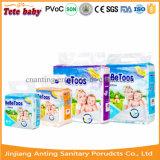 Produtos de cuidados do bebé Fraldas para bebés descartáveis do mercado da África vender a quente