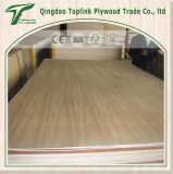 Folheado natural de teca de 3 a 20 mm Fancy Plywood da China Factory