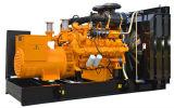 Зеленый индикатор питания системы охлаждения воды 300квт свободной энергии биогаза тип генератора