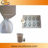 蝋燭、証明される石鹸型のFDAのための透過Addtionの治療のシリコーンゴム