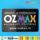 ISO14443A MIFARE 고전적인 1K 접근 제한 RFID 호텔 키 카드