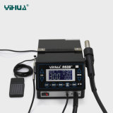 Yihua 993D+Upgrade programmierbare SMD Überarbeitungs-Station des Versions-Screen-