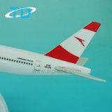 Het Oostenrijkse 1/200 (Plastic Model van het Vliegtuig 32cm) B777-200 voor BedrijfsGift en Verkoop