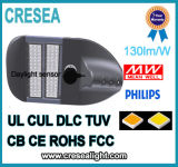 Indicatore luminoso di via di watt LED Palo di illuminazione di parcheggio del cUL dell'UL 80