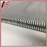 50 % 50 % de la soie en tissu de coton pour l'assurance qualité du vêtement