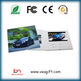 "Jogador de publicidade 2.8 ""Video Brochure LCD Screen Video Greeting Card"