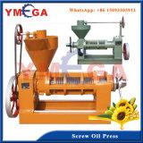 Baja producción de aceite de temperatura automático Tornillo Cold Press