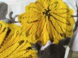Summer Pure Chrysanthemum Imprimé Ladies Lovely T-Shirt