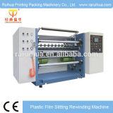Machine de fente automatique à grande vitesse de Paper&Film