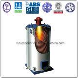 Aceite de la vertical (gas) dispararon horno aceite de la conductora de calor