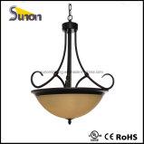 Weinlese-Art-Leuchter/Farbanstrich-Beleuchtung-Vorrichtungs-Lampe