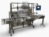Agua líquida estándar automática de la bebida de la máquina de rellenar por completo