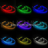 RGB LEIDENE van de Decoratie van het Festival SMD5050 60LED/M Licht van Stroken
